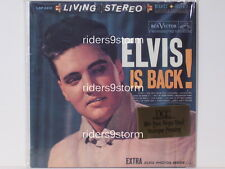 Elvis Presley Elvis Is Back! DCC Audiophile LP # 0085 Sealed
