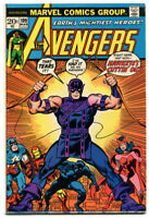 Avengers 109 NM- 9.2 Marvel 1972 Hawkeye Iron Man Black Panther Captain America