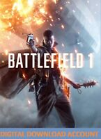 Battlefield 1 | DIGITAL DOWNLOAD ACCOUNT | PC | Region free