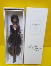 Limited Edition Barbie Fashion Lingerie Silkstone Autographed ROBERT BEST