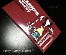 NINTENDO GAME &WATCH Mario Bros Cement Factory.  Box/ Insert Manual/Instructions