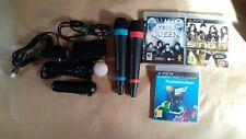 PLAYSTATION 3 PS3 ACCESORIOS Y JUEGOS
