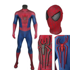 Costume Spiderman professionale cosplay con loghi rilievo suole gomma spider man