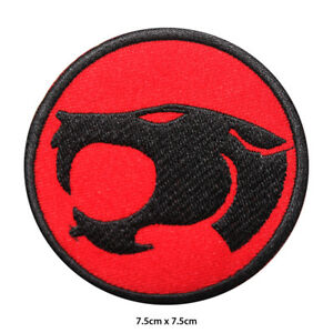 Thunder Cat Super Hero Movie Embroidered Patch Iron on Sew On Badge