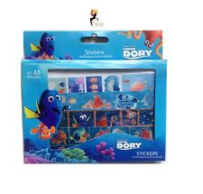 FINDING DORY 65 PC STICKER SET BOX  Kids Party Favours Bag Fillers Stickers Gift