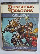 Dungeons & Dragons Players Handbook archane, Divina & Marcial héroes reglas principales