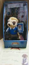 Bogdan Toy Meercat New in the box with Certificate - Compare the Meercat