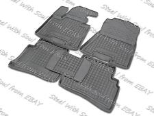 Fully Tailored Rubber / Set of 5 Car Floor Mats for HYUNDAI TUCSON 2016—2018