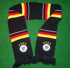 Deutschland Balkenschal schwarz BRD Ultra NEU WM Scarf Echarpe Germany 2018