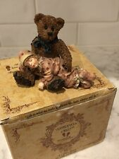 Yesterdays Child Dollstone Collection Style 3527 Shelby Asleep