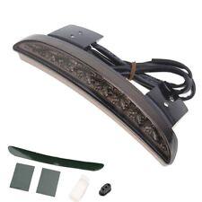 For Harley Iron Sportster XL883 1200 Smoke Chopper Fender Edge LED Tail Light