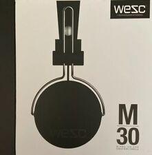 WESC M30 Wired Headphones Black
