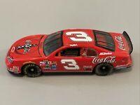 Dale Earnhardt 1998 Coca Cola 1:64 Action Die cast Car Nascar
