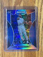 #18 2019 Panini Silver Blue Prizm Draft Picks #3 Rookie RJ Barrett Duke Knicks🔥