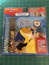 Story Reader 3 Storybooks Disney Collection New