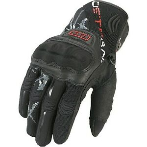 LINDSTRANDS OPAL MOTORCYCLE GLOVE SMALL