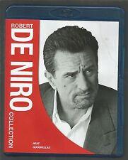 HEAT & GOODFELLAS - UK BLU-RAY - Robert De Niro Collection part one - VGC