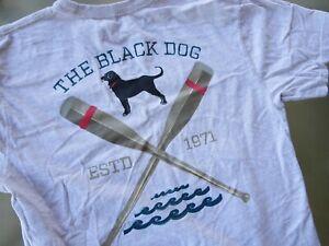 The Black Dog Tavern 1971 Classic T-Shirt Martha's Vineyard Sz Medium