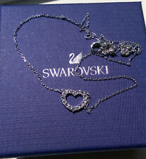 Swarovski Heart Necklace (New without tags)