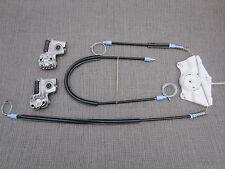 Completo Kit de reparación Paquete fijar VW GOLF 4 IV IZQUIERDO ELEVALUNAS 2/3