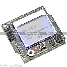 SainSmart Graphic LCD Keypad LCD 4884 for Arduino Nano Leonardo Mega2560 UNO R3