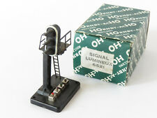 HORNBY SIGNAL LUMINEUX A 3 FEUX REF. 6621 - ECHELLE H0 1/87 #2