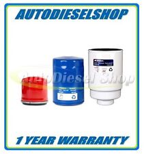 01-16 GMC Chevrolet 6.6 6.6L Duramax Maintenance Pack - Oil Fuel Spin-on Trans