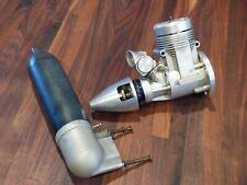 Vintage Jett 40 R/C Speed Glow Engine for Model Airplanes Pylon Racing