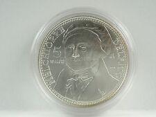 *** 5 Euro Gedenkmünze San Marino 2006 Melchiorre Delfico SILBER Münze aus KMS *
