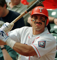 Juan Gonzalez 350 Card Lot - Texas Rangers Tigers KC Royals Cleveland Indians