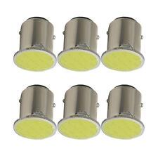 2x Ampoule LED COB 12 Chips Blanc feux stop P21W / BA15S / 1156 / 1157