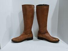 Steve Madden Womens Tan Knee High Boots Size 39/8.5 M