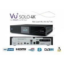 VU+ ZERO 4K 1X DVB-S2X TUNER LINUX UHD 2160P
