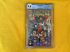 New Mutants #100  CGC  9.8