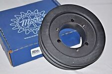 Martin 2 5V 670 SK Hi-Cap QD Sheave, 2 Grooves, 5V Belt Section