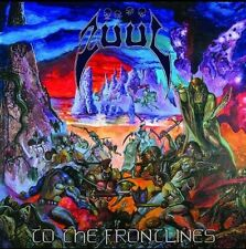 Züül-to the frontlines (NEW * us metal with NWOBHM * colosssus * Iron Maiden)