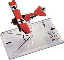 FOKKER DR.I ( VON RICHTHOFEN ) - WINGS OF WAR - SERIES 1 - SENT FIRST CLASS