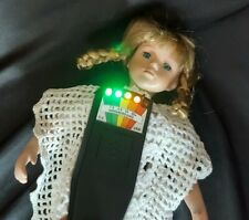 Haunted Doll Palm Reader Fortune-Teller Luca Active EMF Spirit