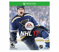 NHL 17 (Microsoft Xbox One, 2016)