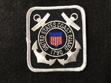United States Coast Guard 1790 Patch-005Bg