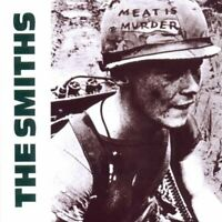 Smiths - Meat Is Murder (Remastered) (NEW CD)