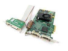 Matrox Helios / Odyssey Y7249-02 REV.A Frame Grabber Card M067100 HEL5MADBCLE