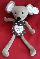Mouse - Micest Mum - Soft Toy - Gift - Brand New