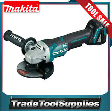 Makita Brushless Angle Grinder Cordless 125mm 18v Paddle Switch DGA508 BARE TOOL