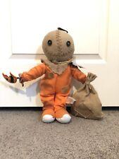 NEW Trick 'r Treat Sam plush Doll Spirit Exclusive Collectible*RARE*