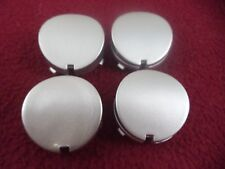 Antera Wheels Silver Custom Wheel Center Cap Valve Covers # 191 032 001 (4 CAPS)