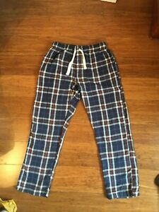 Pyjamas Trousers Men S (Small)