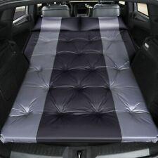 Inflatable Mattress Car Travel Bed Cushion Back Seat Air Mat Pillow Sleeping