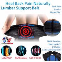Waist Support Belt Lumbar Back Brace Heavy Work Pain Relief For Men Women SFC