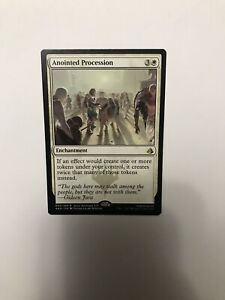 MTG Magic the Gathering Anointed Procession M/NM